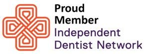 Our dentists are member of independent dentist network